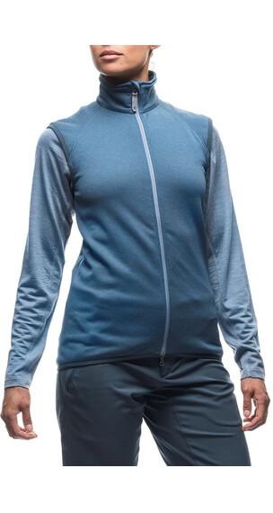 Houdini W's Frank Vest Summit Blue